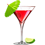 Cocktail «Cosmopolitan»