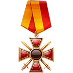 FlirtyMania Medal of the second degree